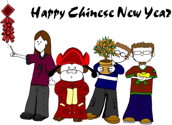 chinese New Year 2003 - Vicky Lee - kaykays.com
